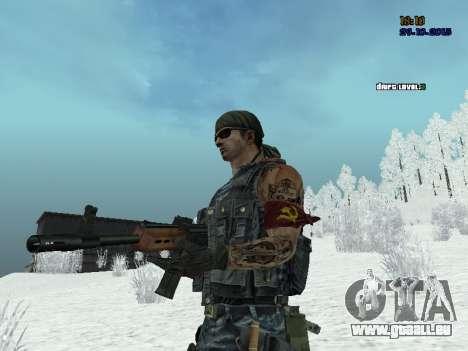 Commando für GTA San Andreas dritten Screenshot