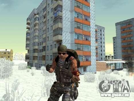 Commando für GTA San Andreas siebten Screenshot
