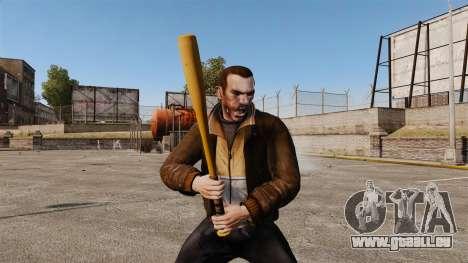 Neue Baseball-Schläger für GTA 4 weiter Screenshot