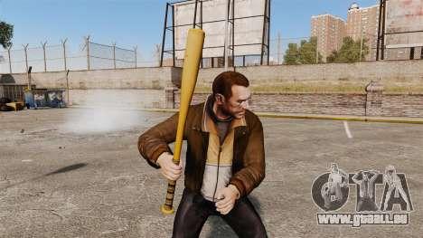 Neue Baseball-Schläger für GTA 4