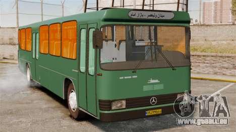 Mercedes-Benz O457 für GTA 4