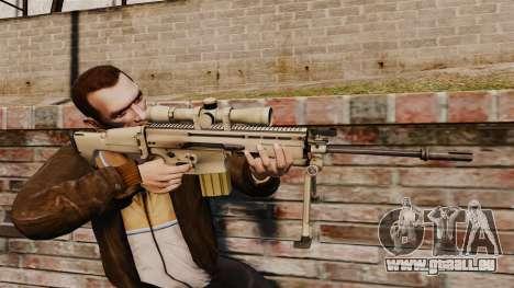 Mk17 SCAR-H für GTA 4