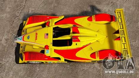 Porsche RS Spyder Evo für GTA 4 rechte Ansicht