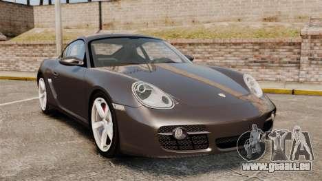 Porsche Cayman S pour GTA 4