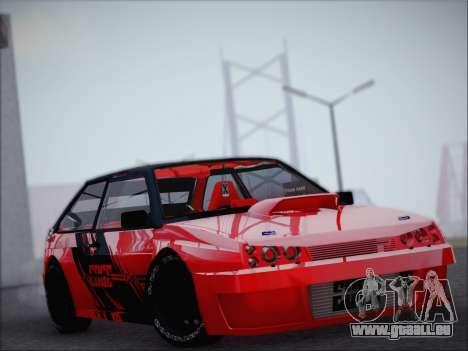 VAZ 21093 Teufel für GTA San Andreas