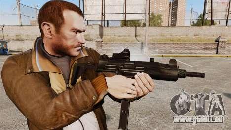 Taktische Uzi-v3 für GTA 4