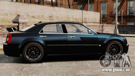 Chrysler 300C Pimped pour GTA 4 est une gauche