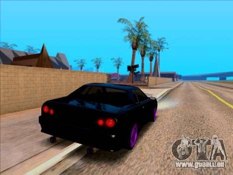 Elegy by Xtr.dor v1 pour GTA San Andreas sur la vue arrière gauche