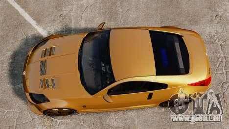 Nissan 350Z Tuning für GTA 4 rechte Ansicht