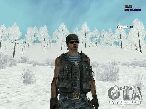 Commando für GTA San Andreas her Screenshot