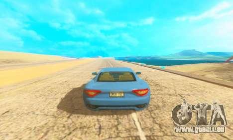 Cool SkyBox pour GTA San Andreas deuxième écran