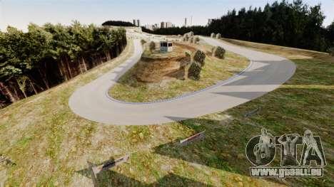 Nouvel emplacement Ebisu West pour GTA 4 quatrième écran
