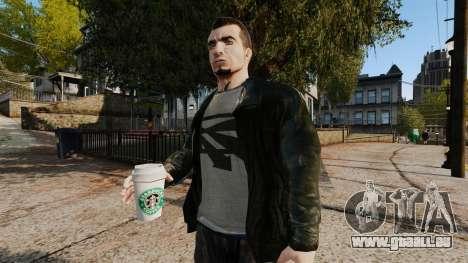 Une nouvelle tasse de café pour GTA 4 quatrième écran