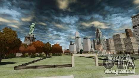 Terrain de soccer pour GTA 4