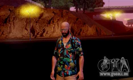 Max Payne 3 für GTA San Andreas