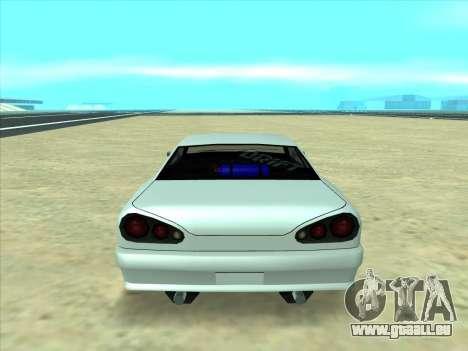Drift elegy by KaMuKaD3e für GTA San Andreas Rückansicht