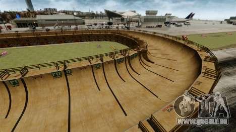Bahnrennen v1. 1 für GTA 4 weiter Screenshot