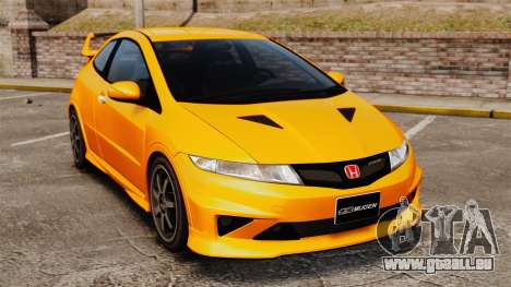 Honda Civic Type-R (FN2) pour GTA 4