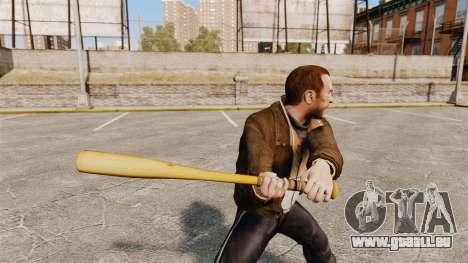 Neue Baseball-Schläger für GTA 4 Sekunden Bildschirm