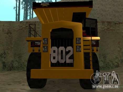 Nouveau Dumper pour GTA San Andreas laissé vue