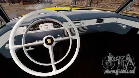 Cadillac Series 62 convertible 1949 [EPM] v2 pour GTA 4 est une vue de l'intérieur