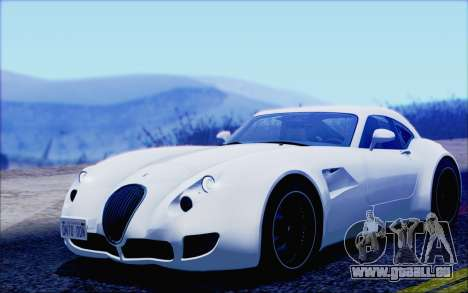 Wiesmann GT MF5 2010 für GTA San Andreas