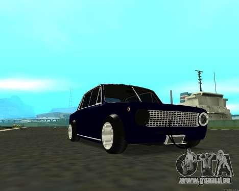 VAZ 2101 bébé v3 pour GTA San Andreas vue de droite
