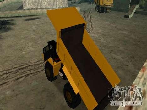 Nouveau Dumper pour GTA San Andreas salon