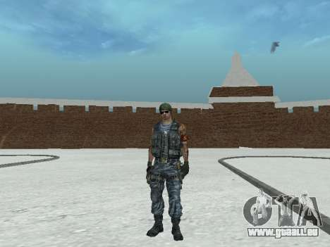 Commando für GTA San Andreas sechsten Screenshot