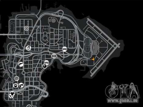 Piste racing v1.1 pour GTA 4 cinquième écran