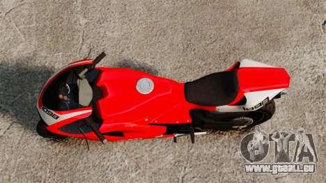 Ducati 1098 für GTA 4