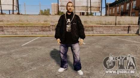 PED Domdrug aus TBoGT für GTA 4 dritte Screenshot
