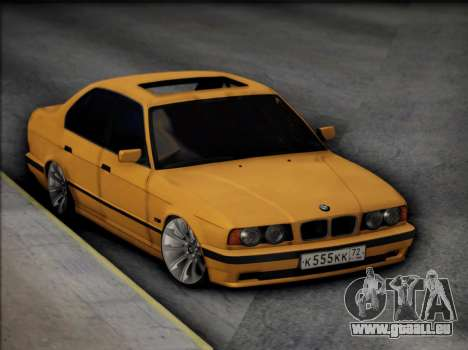 BMW M5 E34 pour GTA San Andreas