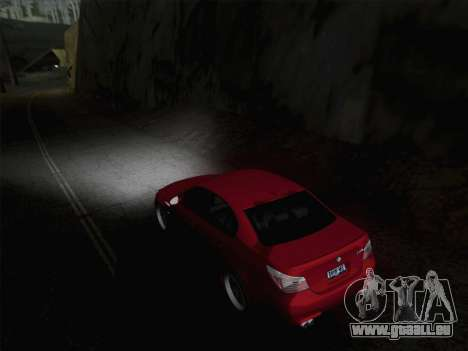 Phares Middle et high beam pour GTA San Andreas