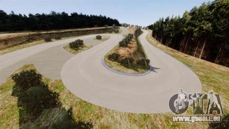Nouvel emplacement Ebisu West pour GTA 4 troisième écran
