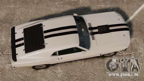 Ford Mustang Mach 1 Twister Special pour GTA 4 est un droit