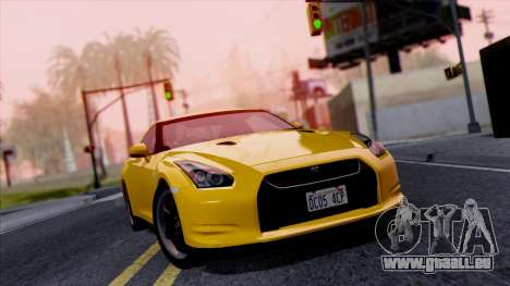 Extreme ENBSeries 2.0 pour GTA San Andreas