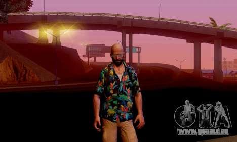 Max Payne 3 für GTA San Andreas zweiten Screenshot