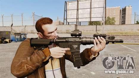 Taktische M4-v1 für GTA 4