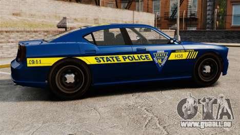 NLSP Buffalo für GTA 4 linke Ansicht