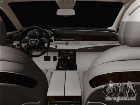 Audi A8 Limousine für GTA San Andreas Motor