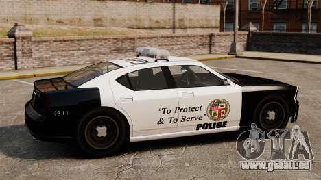 Buffalo Police Officer LAPD v2 für GTA 4 linke Ansicht