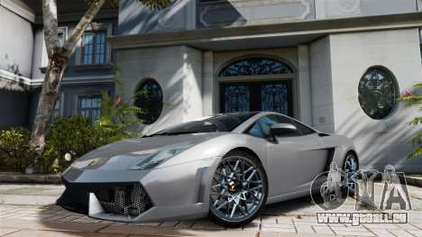 Lamborghini Gallardo LP560-4 [Final] v2 pour GTA 4