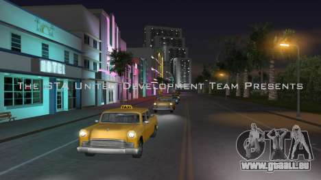 GTA United 1.2.0.1 für GTA San Andreas fünften Screenshot