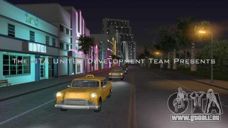 GTA United 1.2.0.1 pour GTA San Andreas cinquième écran