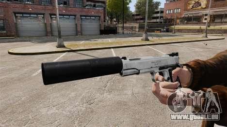 Pistolet Colt 1911 pour GTA 4 quatrième écran