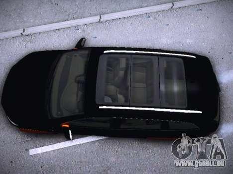 ABT AS7 V1.0 2009 pour GTA San Andreas vue arrière