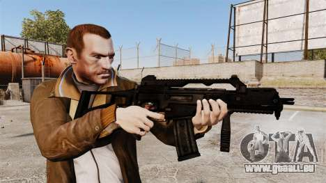 HCG36C für GTA 4