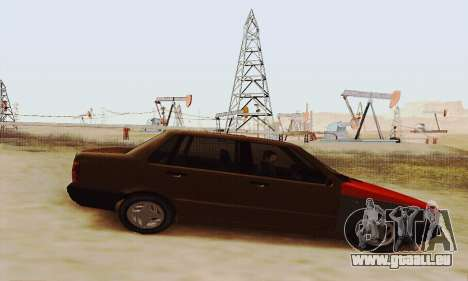 Fiat Duna für GTA San Andreas linke Ansicht