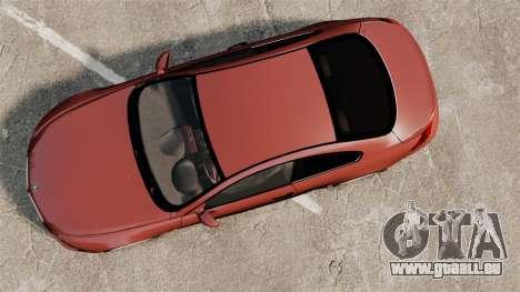 BMW M6 pour GTA 4 est un droit